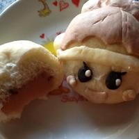 八重たん桜あんパン