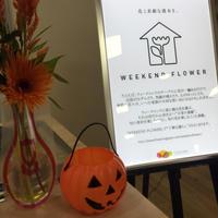 お花と料理でハロウィンはいかが(≧∇≦)ハッピーハロウィン講座