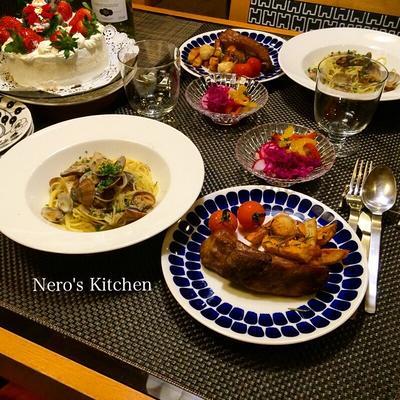 クリスマスの食卓&レシピブログでイチオシレシピに掲載されました♪