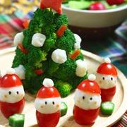 「クリスマスにオススメのサラダいろいろ。」
