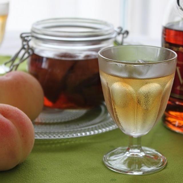 「白桃のフルーツブランデー」 はじめてのフルブラ連載