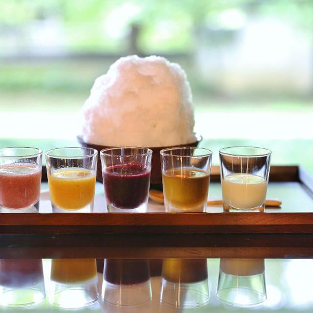 世羅町の良さを感じられる古民家カフェ「雪月風花 福智院」さんで絶品かき氷を頂く!