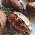自家製酵母のくるみパン・日記。