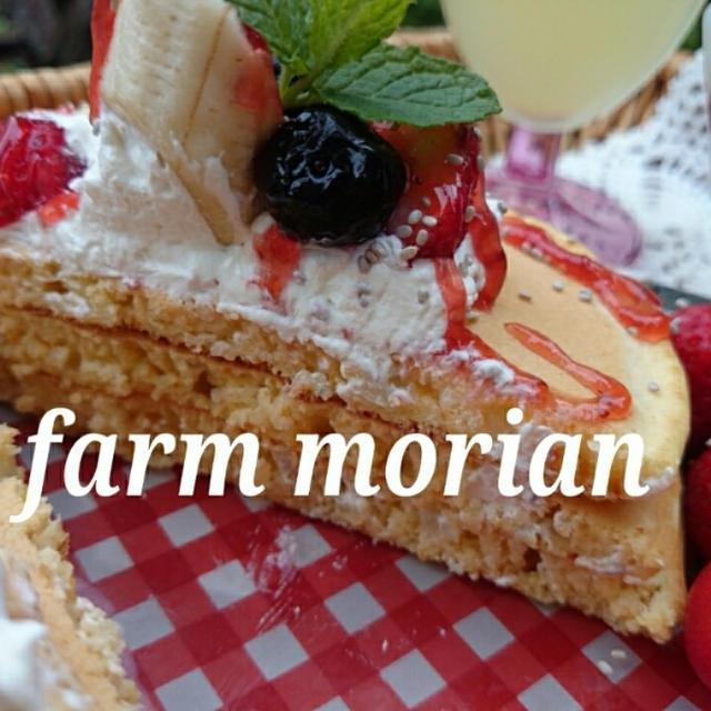 農園7月教室レシピとプロフの横顔