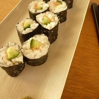 ★わさびのチーズ細巻き(レシピブログモニター)