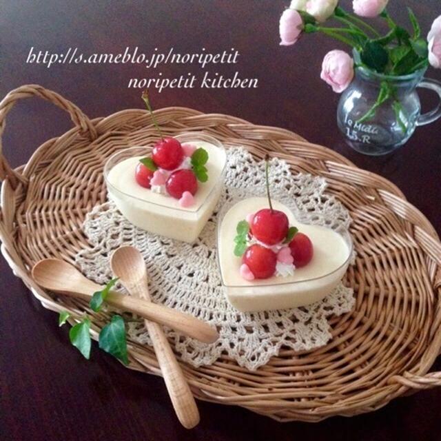 簡単♡ホワイトチョコムース♡とディズニーパスタと料理の事♪