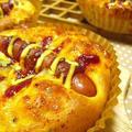 冬の朝に焼きたてほかほか♪発酵なしのお手軽「パン」レシピ5選 by みぃさん