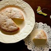 朝食用バナナケーキ