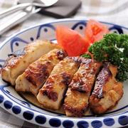 トマト味噌で簡単!鶏肉のトマ味噌ソテー