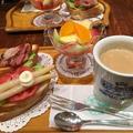神戸で軽ーく朝ごはん