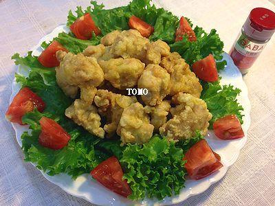 GABAN花椒塩 de 鶏の唐揚げ
