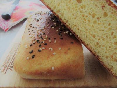 >ノンオイル♪HMで素朴懐かし味噌パン/またまたつくレポさせていただきました♡ by satorisuさん
