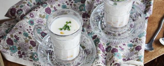タラゴンさんに教わる!夏にぴったりな「ポタージュスープ」レシピ