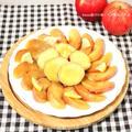 定番に〇〇でコクと風味をアップ!! リンゴとさつま芋の甘煮 by kitten遊びさん
