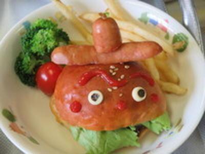 ハンバーガーキッドとねずみさんポテト☆