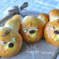 動物パン☆クマさん はいチーズ! by nonさん