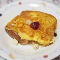 シナモンシュガーを使ってハッピーな朝食を♪