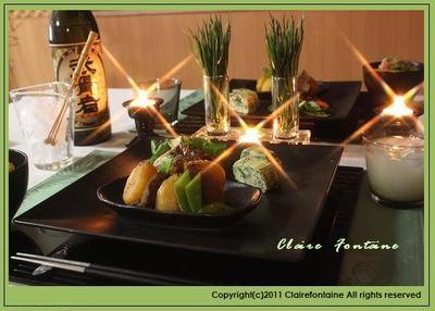 ビーフポテトで和食を世界に