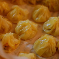 ネパールのスパイス小籠包モモ~餃子の皮と簡単カレーミックスでお手軽に~