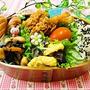 プリプリ&コリコリな生キクラゲと卵の中華炒め*7/19のお弁当♪