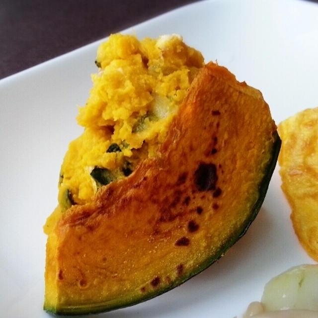 【レシピ】かぼちゃサラダ