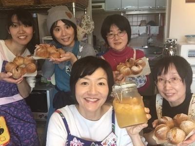 安全・安心なパンを一から作りたい人のための、イングリッシュマフィン講座(7月ブルーベリー酵母)