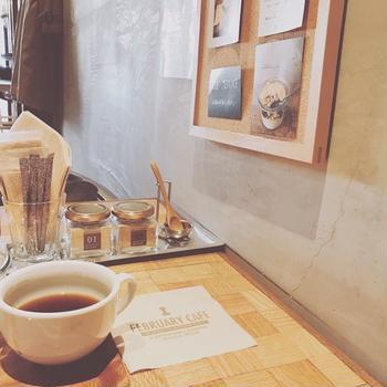 浅草エリアでおすすめ*フェブラリーカフェ
