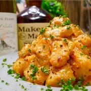 【レシピ】鶏むね肉で♬ガーリックオーロラチキン♬
