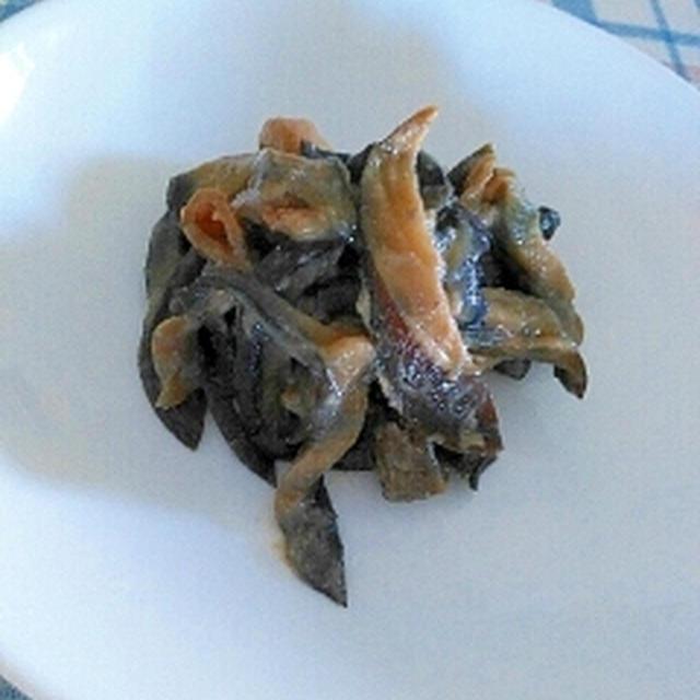 簡単味付け☆なすのハチミツ味噌炒め