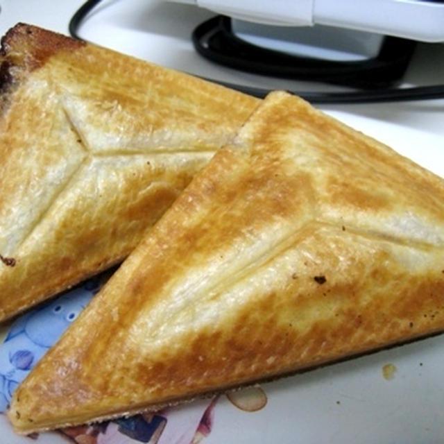 あのパイを作ってみた(笑)(ニセモノ(笑))