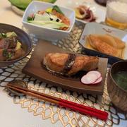 ポキ丼✨でお家ごはん✨