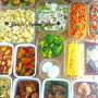 平日が楽になる♡お弁当から夜ご飯まで♡『2016年4月17日♡週末の作り置き』ー主菜9品・副菜7品・下味冷凍・余り食材の保存ー