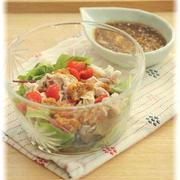 こんなタレと一緒に食べたい!しゃぶしゃぶサラダにピッタリの極旨タレ
