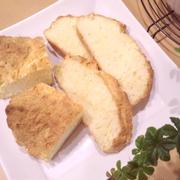 ソーダブレッド《30分でできる材料4つのクイックブレッド(無発酵パン)・朝ごはんや煮込み料理に添えて》