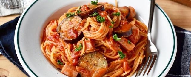 色々な味わいで楽しむ!「なす×トマト」のパスタ5選