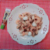 海老とエリンギのねぎ塩焼き