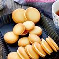 【レシピ】サクサク⭐︎ラング・ド•シャ #クッキーレシピ