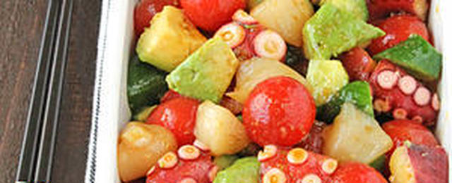 ピリっとおいしい♪柚子胡椒マリネのおすすめレシピ