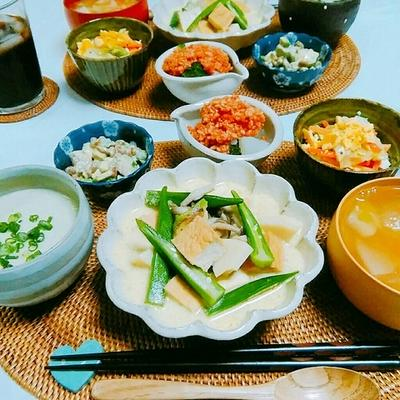 10月3日の晩御飯