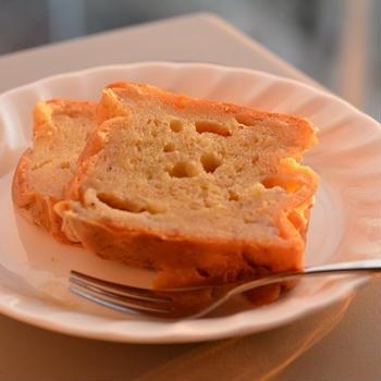 パウンドケーキミックス de バナナケーキ