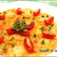 レンコンのピザ『酸化防止剤無添加有機ワイン』③♪
