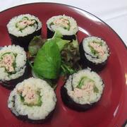 洋風★ツナ巻き寿司