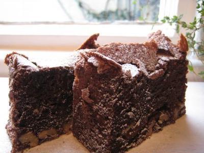 極上*簡単 チョコレートブラウニーレシピ