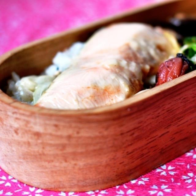 ルクエで簡単☆鮭のバーニャ蒸しのレシピ。