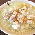これぞ灼旨。沁みこむ柔らかチキンの胡麻白湯大根雑炊。(糖質4.3g) by ねこやましゅんさん