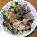 サバの味噌煮&温野菜サラダ