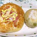 【開催報告】6月のオンラインレッスンは、ボリュームたっぷりお惣菜パンと和菓子パン作り