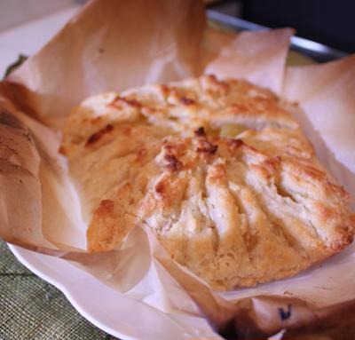 さっくさく栗きんとん発酵バターパイ