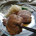 がっつりスタミナ+healthy〜豚ヒレ肉のやわらかグリル(ローストポーク)〜