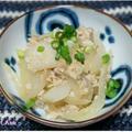 冬瓜の塩麹炒め by 杏さん